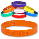 Custom Awareness Bracelets / Wrisbands - 100% American Made