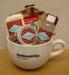 Chocolate Therapy - Corporate Gift Cup Basket