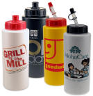 32 OZ. SPORT BOTTLE Super sale push/pull lid item KL393 - 32 OZ. SPORT BOTTLE straw/tip lid item KL303